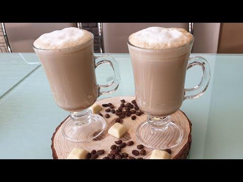 caffe late me çokolade si në starbucks