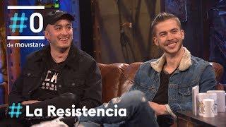 LA RESISTENCIA - Entrevista a Natos y Waor | #LaResistencia 11.04.2018