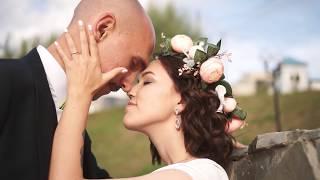 Свадебный клип - Ксения и Роман