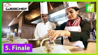 #fame Food - Risotto With Bacon And Red Wine By Madhushree Rao | Webchef Finale