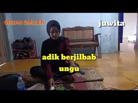 ADIK BERJILBAB UNGU COVER JUWITA TANPA KENDANG