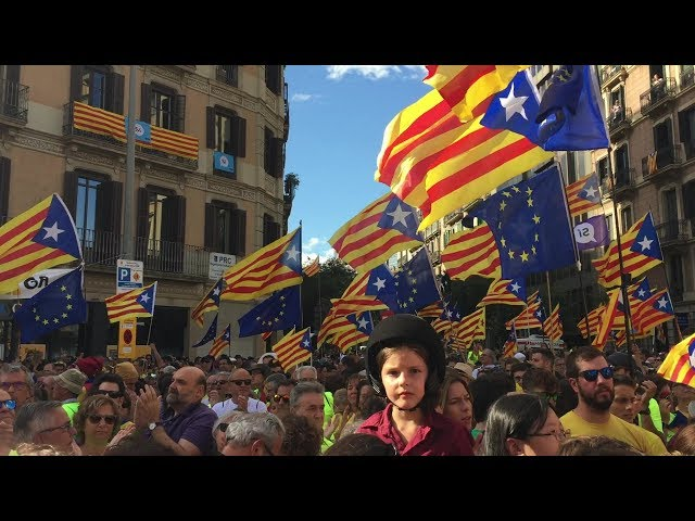 Mein Katalonien – Wunsch nach Unabhängigkeit • Web-Doku • My catalonia