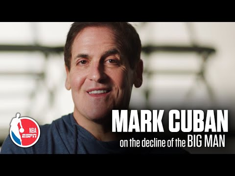 Mark Cuban's ESPN interview on the decline of the Big Man in the NBA (highly recommend, he breaks down the idea very simply for people)