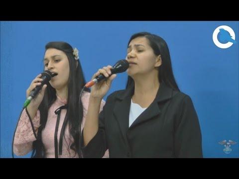 Face a Face - Carla e Ana Luzia - Encontro de Pastores - Dezembro 2016
