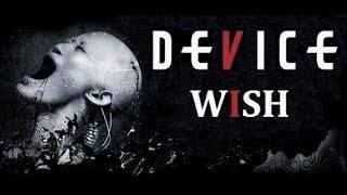 "★ Device ★ ""Wish"" Lyrics on screen HD (Bonus track)"