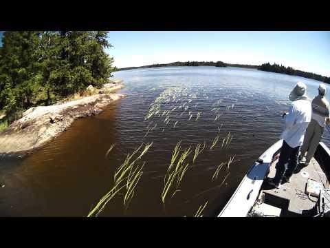 Muskie Fishing Canada