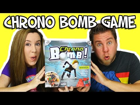 Chrono Bomb Game Play And Review