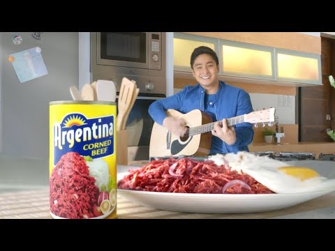 Coco Martin Argentina Corned Beef TVC HD Version