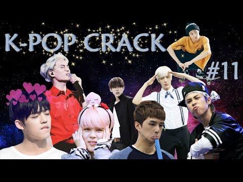 K-POP CRACK!RUS   РУССКИЙ КРЭК #11
