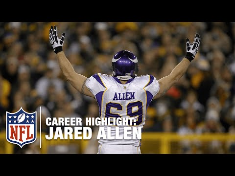 Jared Allen Career Highlight Mashup | NFL