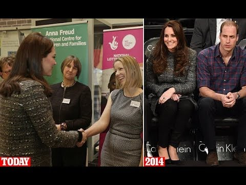 Kate Middleton news - Duchess of Cambridge visits Anna Freud centre