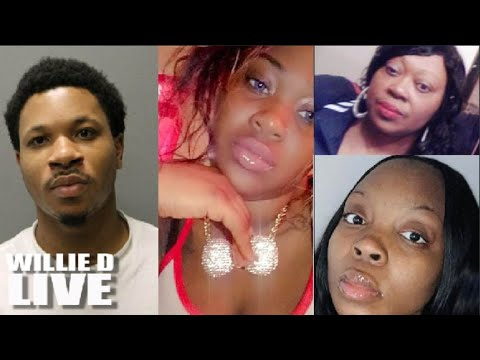 Chicago Man Kills GF, Her Mom & Sister; She Refused To Cook Breakfast!