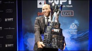 WPT Russia: калифорнийцы в русской бане и первый чемпион WPT в Казино Сочи