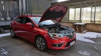 Kaaran koeajossa Renault Megane 2016, osa 3/3, pitkät ajokommentit