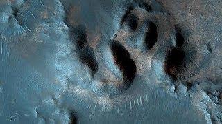 Sur Mars, découverte d'une roche qui crée du méthane [#1Blogs Science]