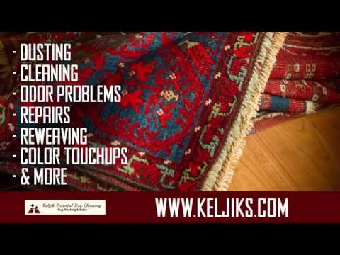 Keljik Oriental Rug Cleaning Minneapolis MN 55409