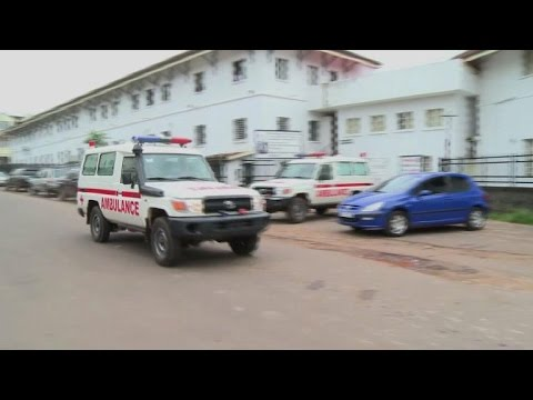 Ebola-hit Sierra Leone's Freetown a city on edge