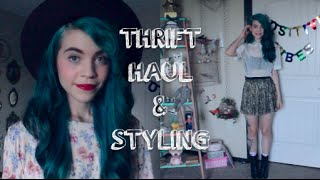 Thrift Haul + Summer Styling Thumbnail