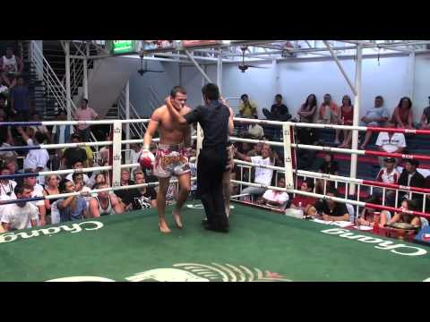 "Christian (Tiger Muay Thai) ""Loses"" on points @ Ba..."