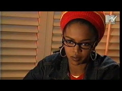 Lauryn Hill | MTV RARE Interview - 1998