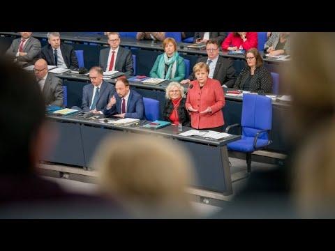 """Merkel: """"Hoffen weiterhin auf geordneten Brexit"""""""