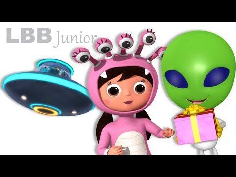 Aliens Song | Original Songs | By LBB Junior