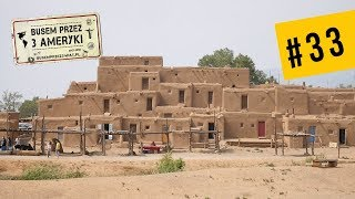 #33 Czy Indianie żyli tylko w tipi?