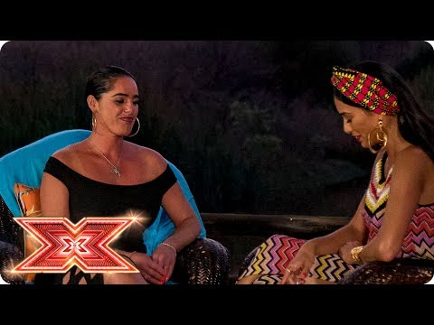 Nicole's reveal: Will Talia or Tracyleanne make the Live Shows? | Judges' Houses | The X Factor 2017