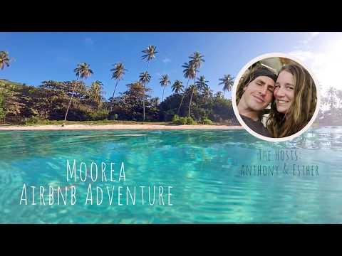Moorea Adventure #AirBnB