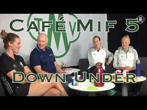 "Café MIF 5 - ""Down Under"""