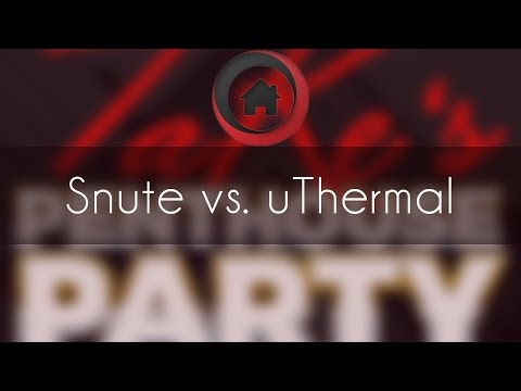 Snute vs. HeroMarine - ZvT - TaKe's Penthouse Party Day#2