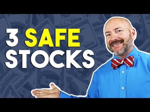 3 Highest Dividend Paying Stocks Safe from a Crash