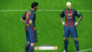 pes 2010 egy furious patch 2017 gameplay