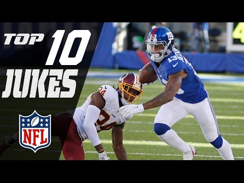 Top 10 Jukes of the 2016 Season! | NFL Highlights
