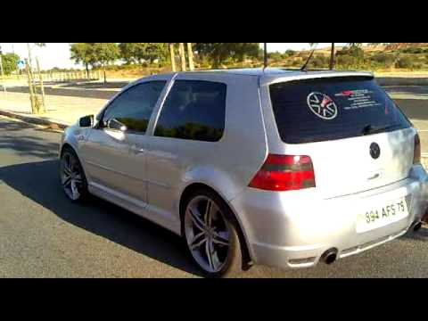 golf 4 tdi 150 stock portugal 2 youtube. Black Bedroom Furniture Sets. Home Design Ideas
