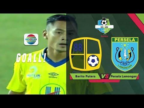 Goal Samsul Arif - Barito Putera (1) vs Persela Lamongan (1) | Go-Jek Liga 1 Bersama Bukalapak
