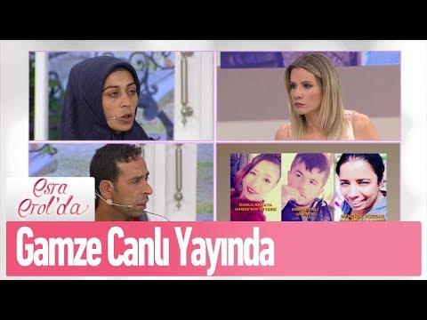Gamze Canlı yayında! - Esra Erol'da 5 Haziran 2019