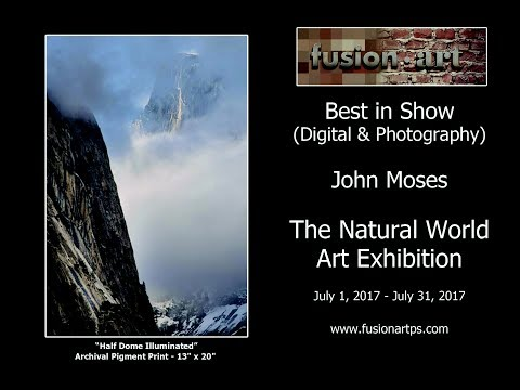 The Natural World International Art Exhibition - July 2017 (Digital & Photography Category)