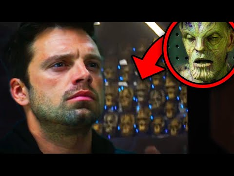 FALCON AND WINTER SOLDIER TRAILER BREAKDOWN! Easter Eggs You Missed! (Super Bowl 2021)