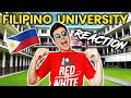Foreigner Reacts To Filipino University University Of The East Ue