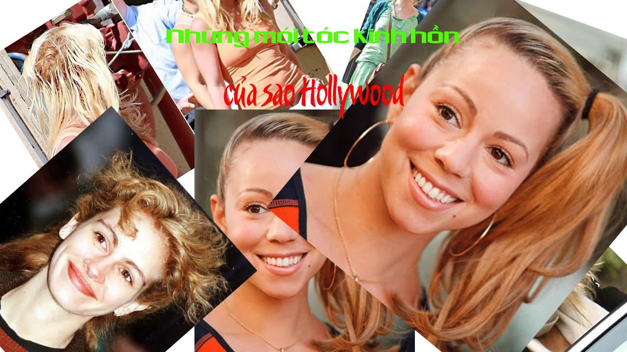 Những mái tóc kinh hồn của sao Hollywood