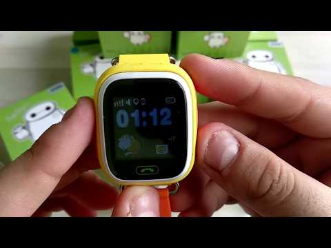 Gps часы детские как определить подделку