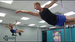 Columbia man trains for international pole dancing competition