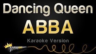 ABBA  Dancing Queen (Karaoke Version)