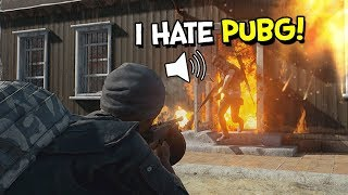 THE BEST GRENADE EVER!! - PUBG Funny Moments