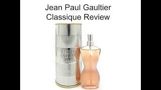 Jean Paul Gaultier Classique EDT fragrance review