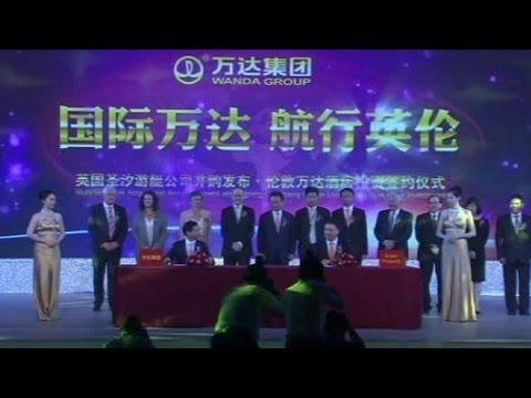 Dalian Wanda приобрел британского производителя элитных яхт - economy