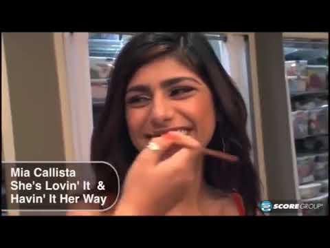 Mia khalifa audition