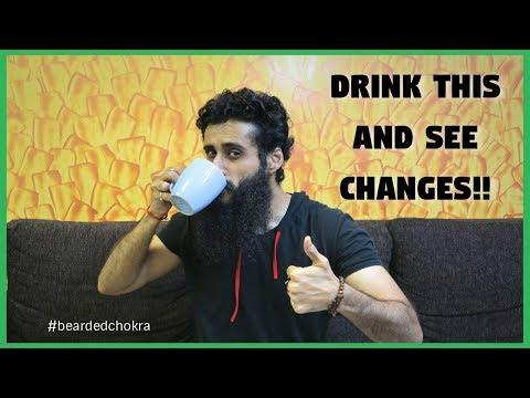 best-drink-on-empty-stomach- -bearded-chokra- 