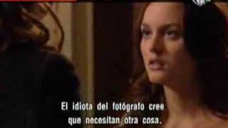 Gossip Girl 1x04 - Bad News Blair Subtitulado